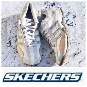 Skechers Urban Track Tao Leather Oxford Sneakers